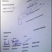 Ukrajna: A megállapodásig vezető út krónikája