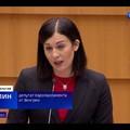 879. BEKIÁLTÁS: Cseh Katalin az orosz tévében