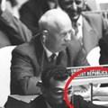BEKIÁLTÁS: Így manipulált a cipővel Hruscsov