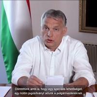 BEKIÁLTÁS: I. Viktor meg a polgármesterek