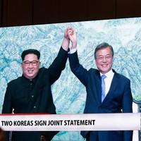 Trump a koreai egyesítés ellen