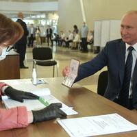 BEKIÁLTÁS: Putyint igazolta a szavazás