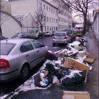 Magyarok: Lomok az utcán