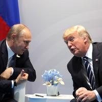 Trump megsegítette Putyint