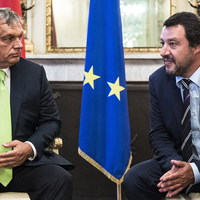 Orbán Nyugaton kalandozik