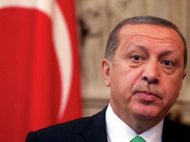 Orosz célkeresztben a török elnök