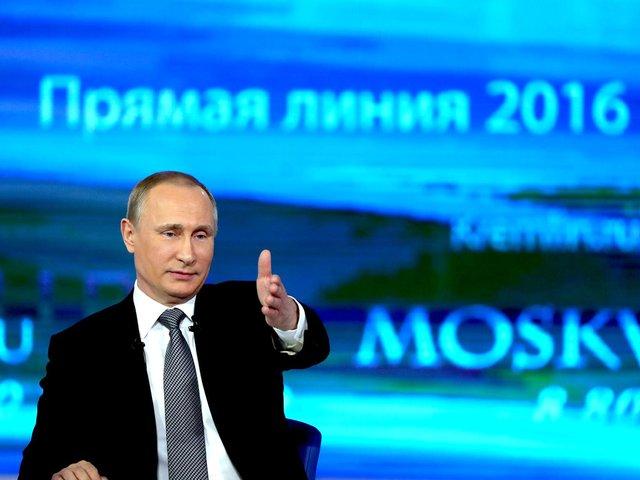 Putyin köszöni, jól van