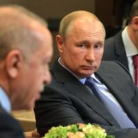 BEKIÁLTÁS: Kockáztat Putyin Szíriában