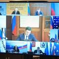 929. BEKIÁLTÁS: Putyin válasza a gázpánikra