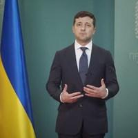 BEKIÁLTÁS: Zelenszkij harca a pánik ellen