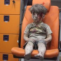 Az aleppói kisfiú visszakérdez