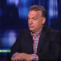 Orbánnak nem volt mondanivalója