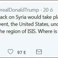 Sokkolja a világot Trump