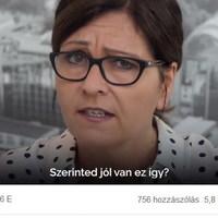 BEKIÁLTÁS: Kálmán Olga is beszólt