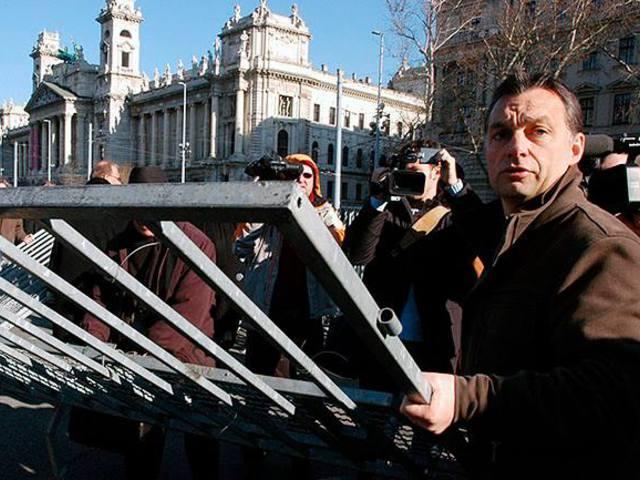 Orbán, a kártékony