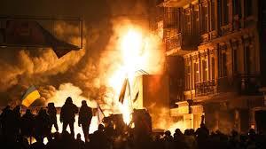 Ukrajna - Kijevмайдан горит.jpeg