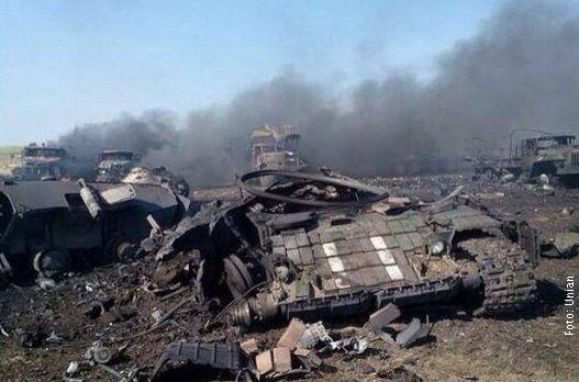 Ukrajna - Luganszk2014-07-11Zelenopolje.jpg