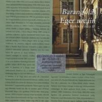 Séta az egri Barkóczy utcán (2)