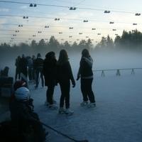 Már lehet korcsolyázni Finnországban