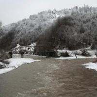 Ahol a Fekete- és Fehér-Tisza találkozik (Rahó-Rakhiv)