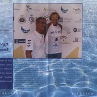 A legidősebb női úszóversenyző Magyarországon