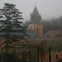 Parádsasvár ködben