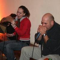 Blúzers koncert, Szleng Caffé