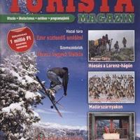 Tél és hó és hegyek: decemberi Turista Magazin