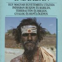 Jó utat kíván Indiába: Móga János