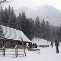Dolina Strążyska - Polana Strążyska - Siklawica vízesés
