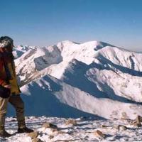 A Kasprowy-csúcs, 1987 m (2003. január 1.)