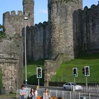 Edward király várai Gwynedd grófságban