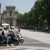 Bergamo, Vespa-szüzek