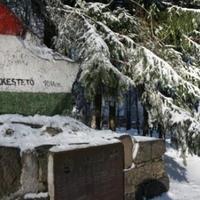 Az ország tetején, Kékestetőn, friss hóban