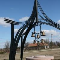 Zsitvatő (szlovákul Žitava) emlékműve, 2010. március 15.