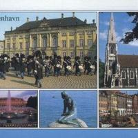 Képeslap Koppenhágából