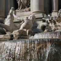 Fontana di Trevi, Róma