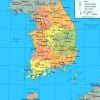 Földrajzi Társaság: Dél-Korea