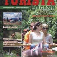 Megjelent a Turista Magazin júliusi száma
