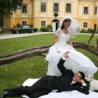 Gabikáék esküvője