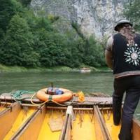Tutajtúra a Dunajec-áttörésen