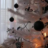 Fehér karácsony-fa Svédországból