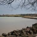 Márciusi napozás a Balaton parton