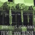 A bélaműhely zenekar koncertje a tiloson 11.15