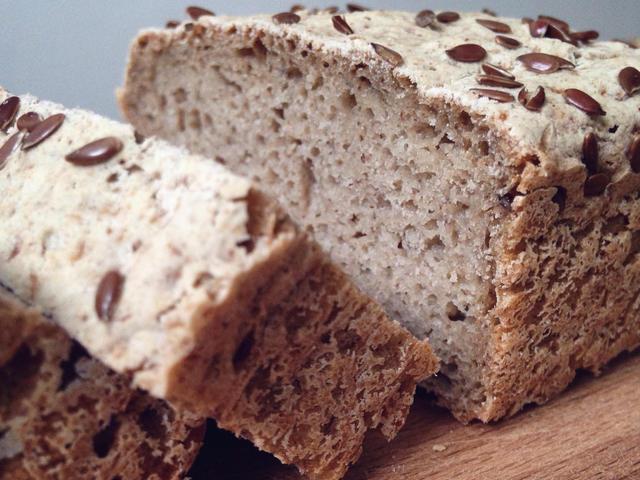 fodmap diéta kenyér