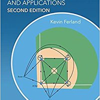 Discrete Mathematics And Applications, Second Edition (Textbooks In Mathematics) Book Pdf
