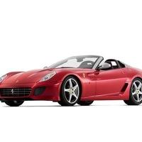 Breaking: Ferrari 599 SA Aperta