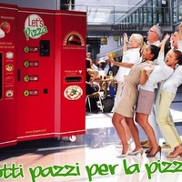 Bizzarro italiano: pizzaautomata