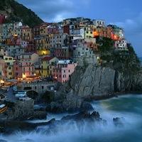 Cinqueterre, az egyik legszebb olasz partvidék