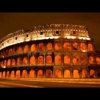 Így égett a Colosseum